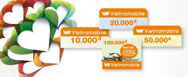 10+Cách nạp tiền Vietnamobile, nạp card thẻ cào Vietnamobile trả trước