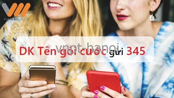 Các gói cước 4G Vietnamobile giá rẻ 2021 hiện nay-VNPT Hà Nội